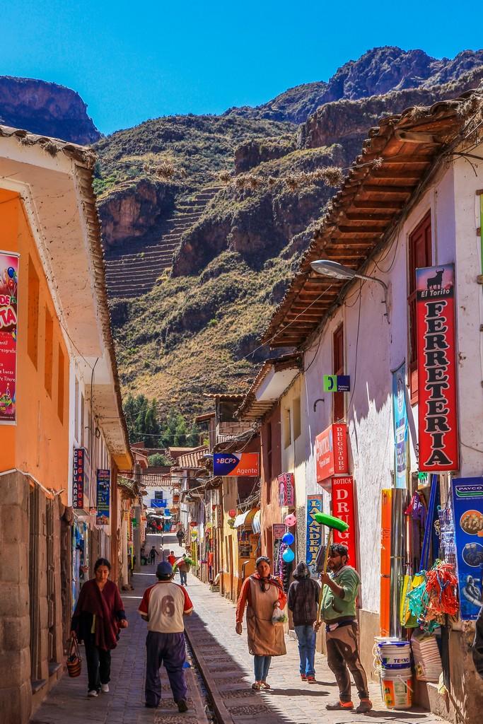 Cosa vedere nei dintorni di Cusco Le viette di Pisac