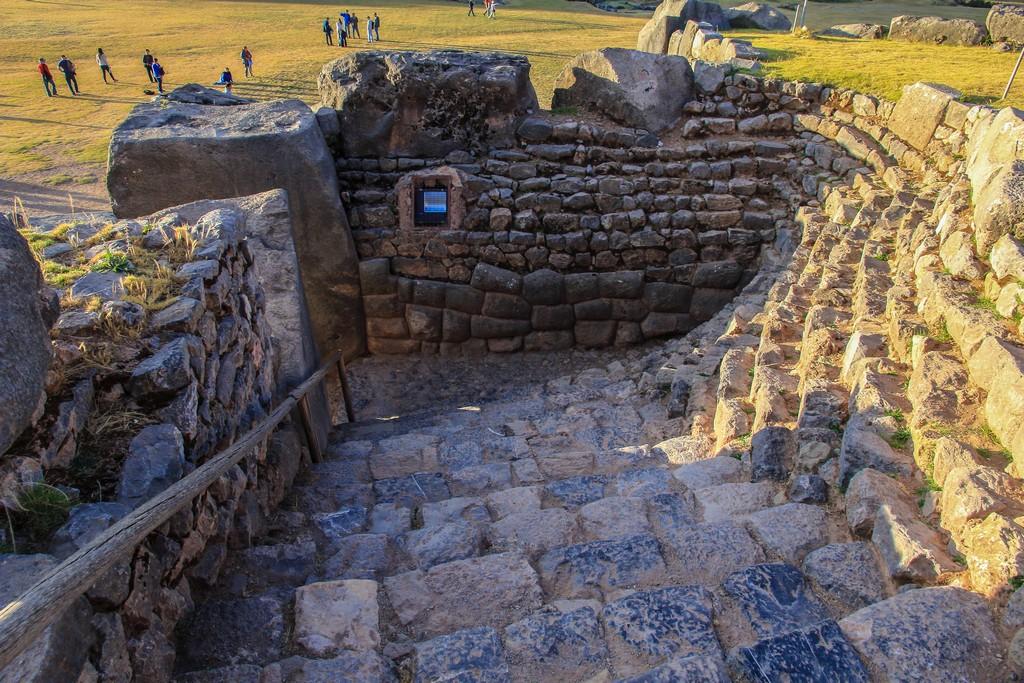 Cosa vedere nei dintorni di Cusco Uno degli ingressi alle mura