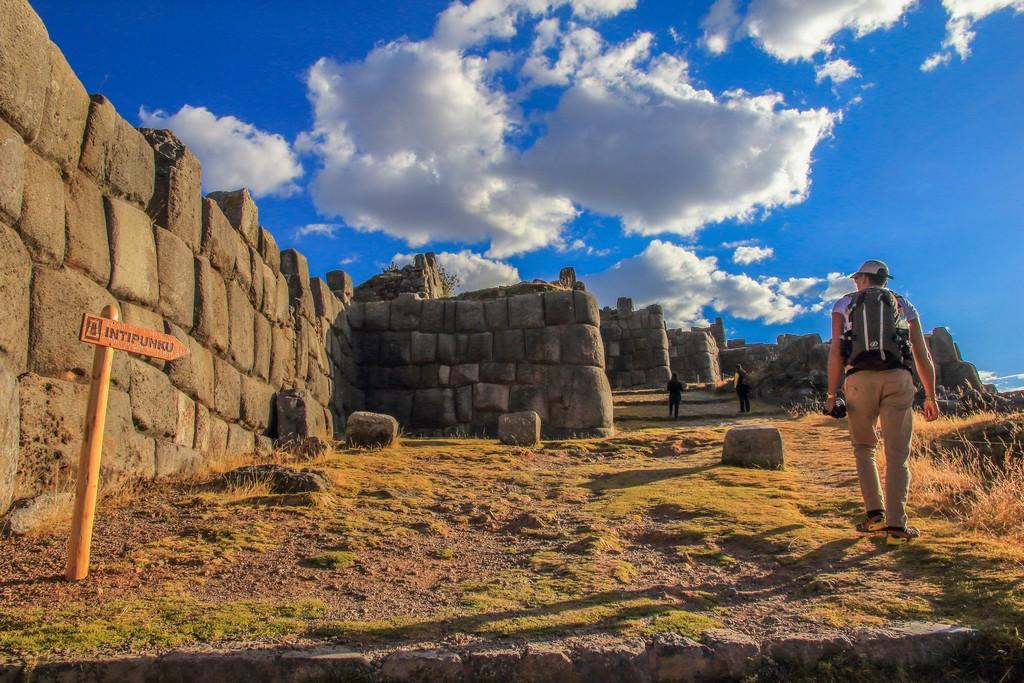 Cosa vedere nei dintorni di Cusco persona Sale a Intipunku