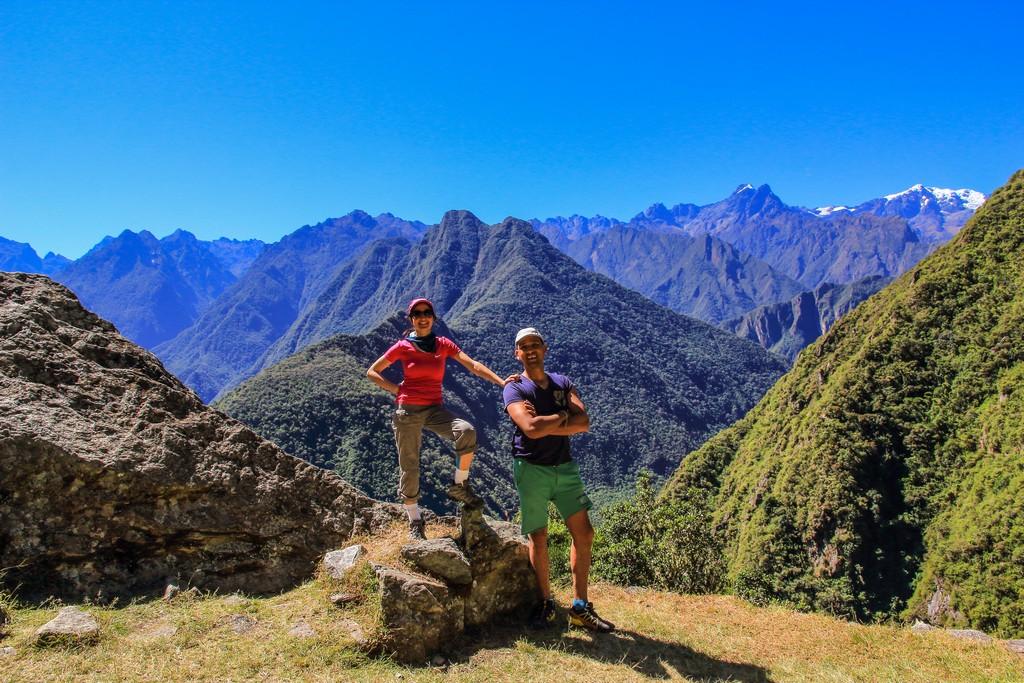 come organizzare un viaggio in Perù Favolosi panorami montani al Camino Inca