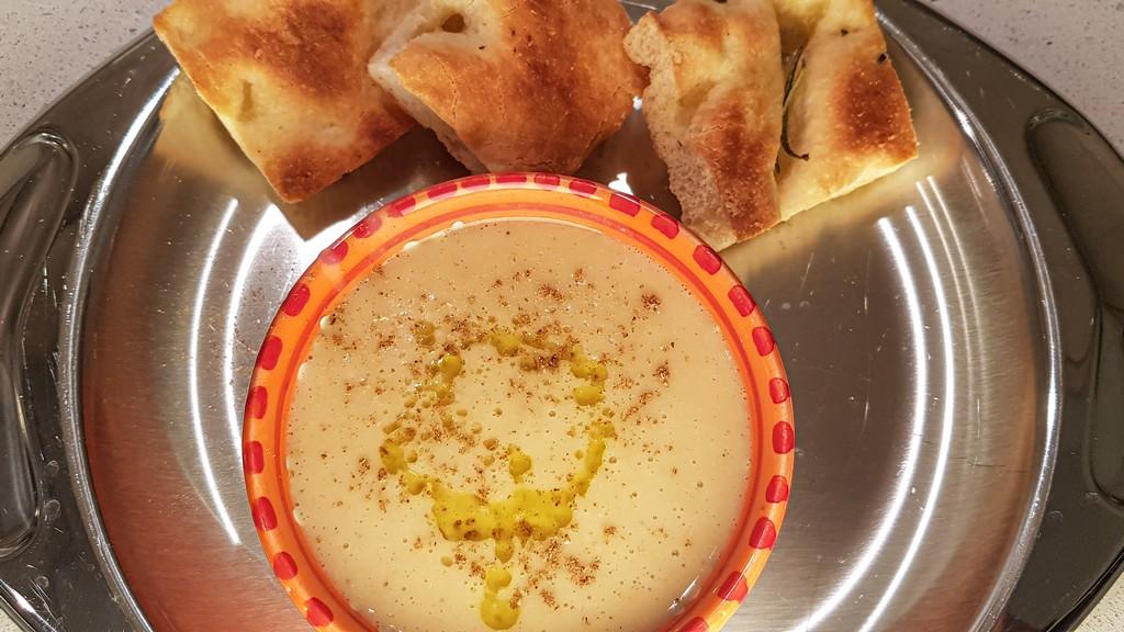 ricette dal marocco bissara