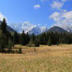 Visita al Parco Nazionale del Triglav, Alpi slovene
