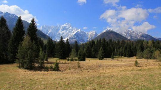 parco nazionale del triglav montagne