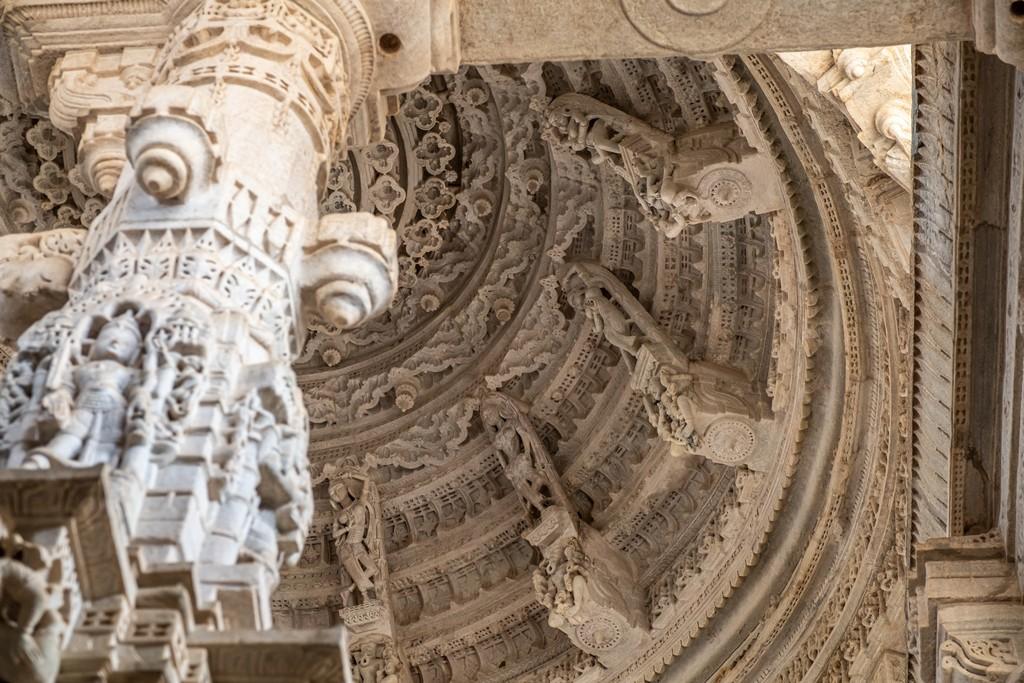 sculture della cupola