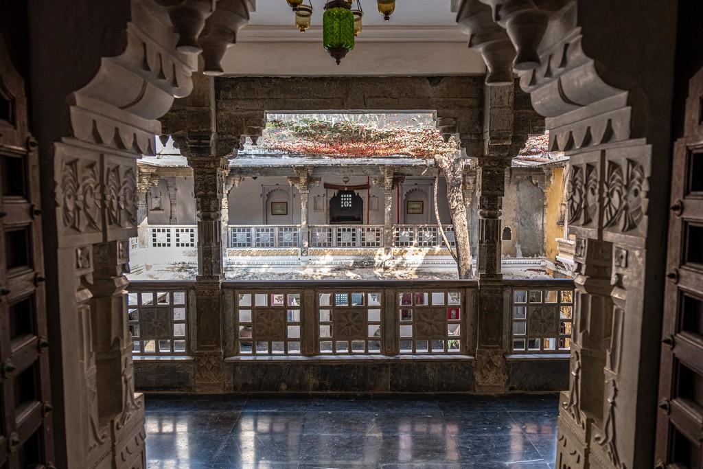 Cosa vedere a Udaipur bagore ki haveli