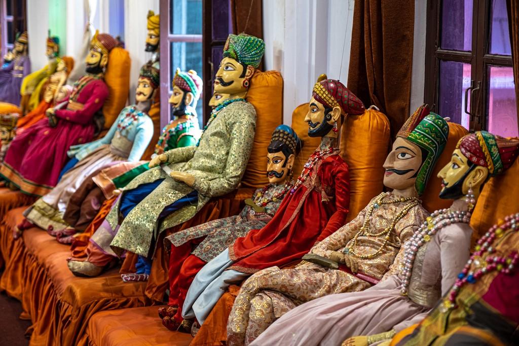marionette indiane