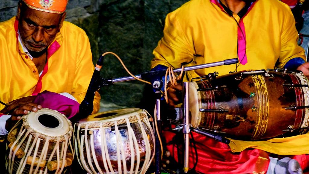 percussionisti in india