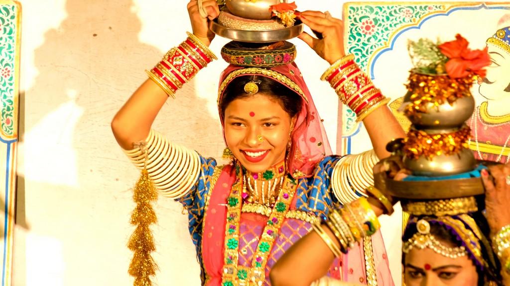 ballerina del Dharohar