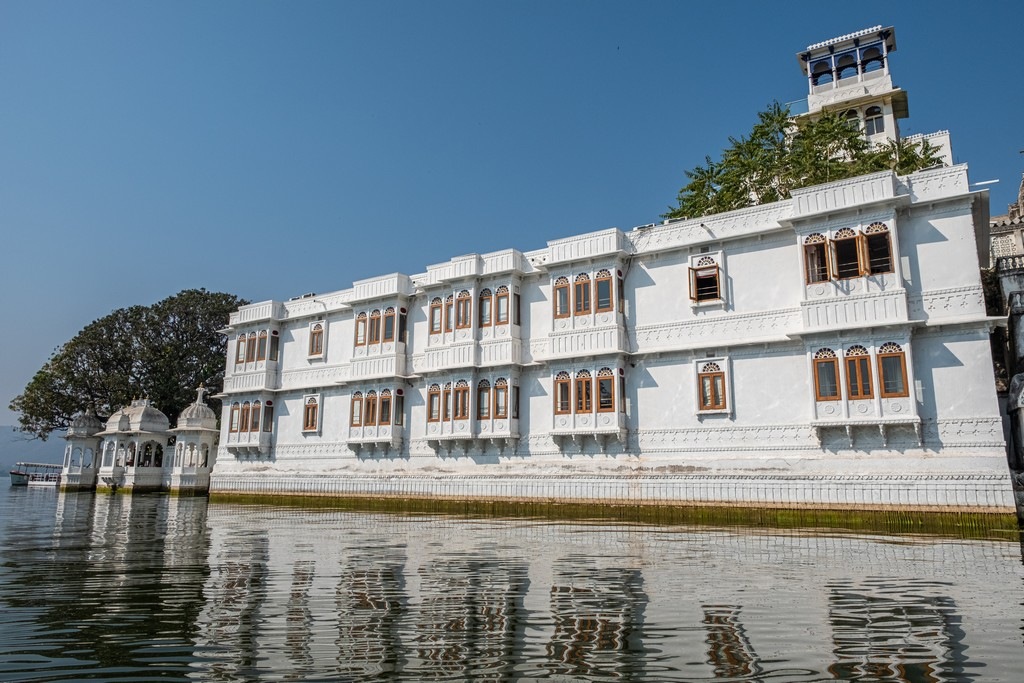 10 motivi per visitare Udaipur taj lake palace