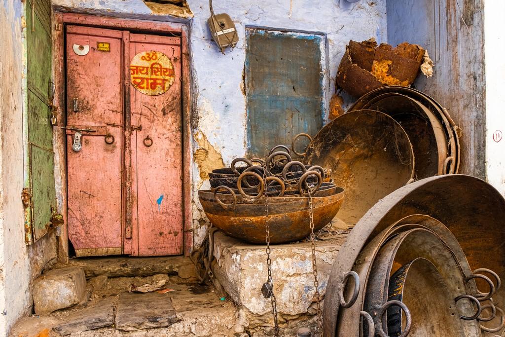 Cosa vedere a Udaipur porta antica