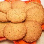 Ricette dal Marocco: Ghoriba al sesamo, i biscottini facili e veloci