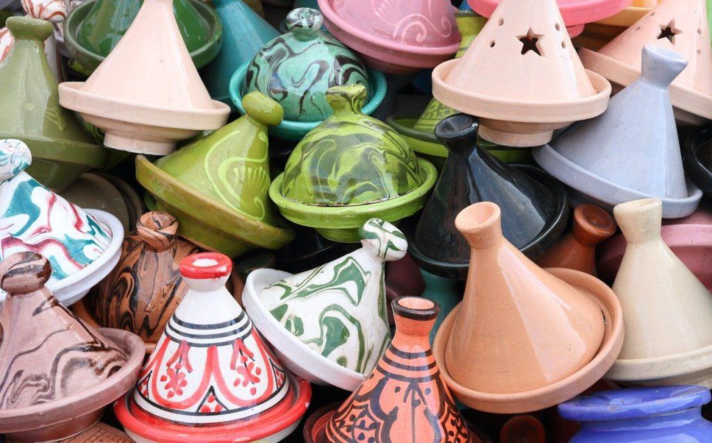 cucina marocchina e Tajine tanti piccoli tajine