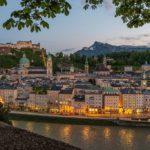 Il nostro tour nelle location di Tutti Insieme Appassionatamente a Salisburgo