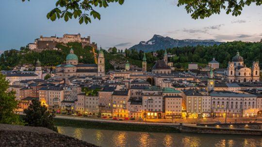 Locations Tutti Insieme Appassionatamente a Salisburgo