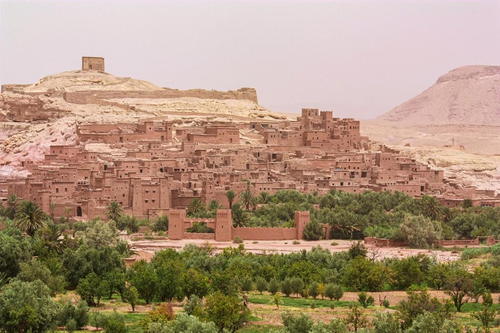 itinerario in Marocco in una settimana kasbah ait benhaddou