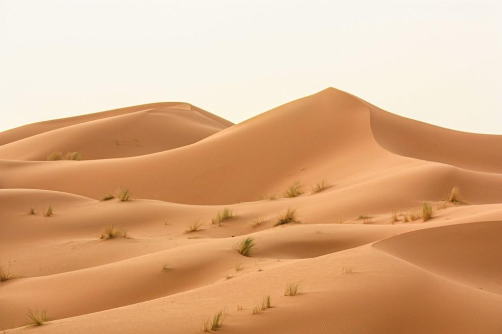 itinerario in Marocco in una settimana dune del deserto
