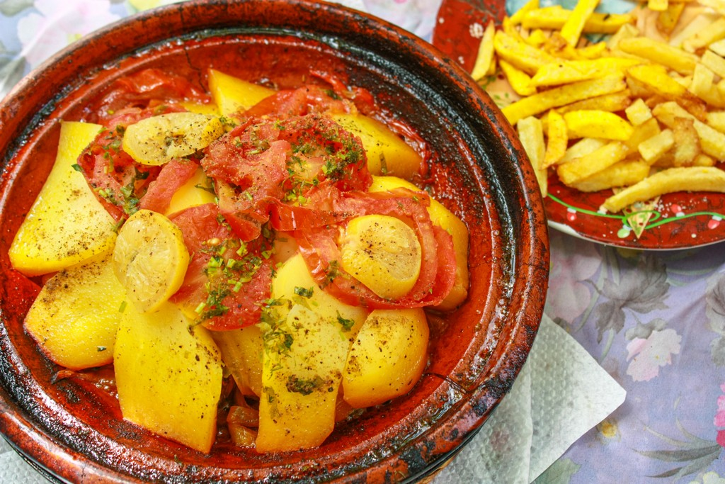 cucina marocchina e Tajine