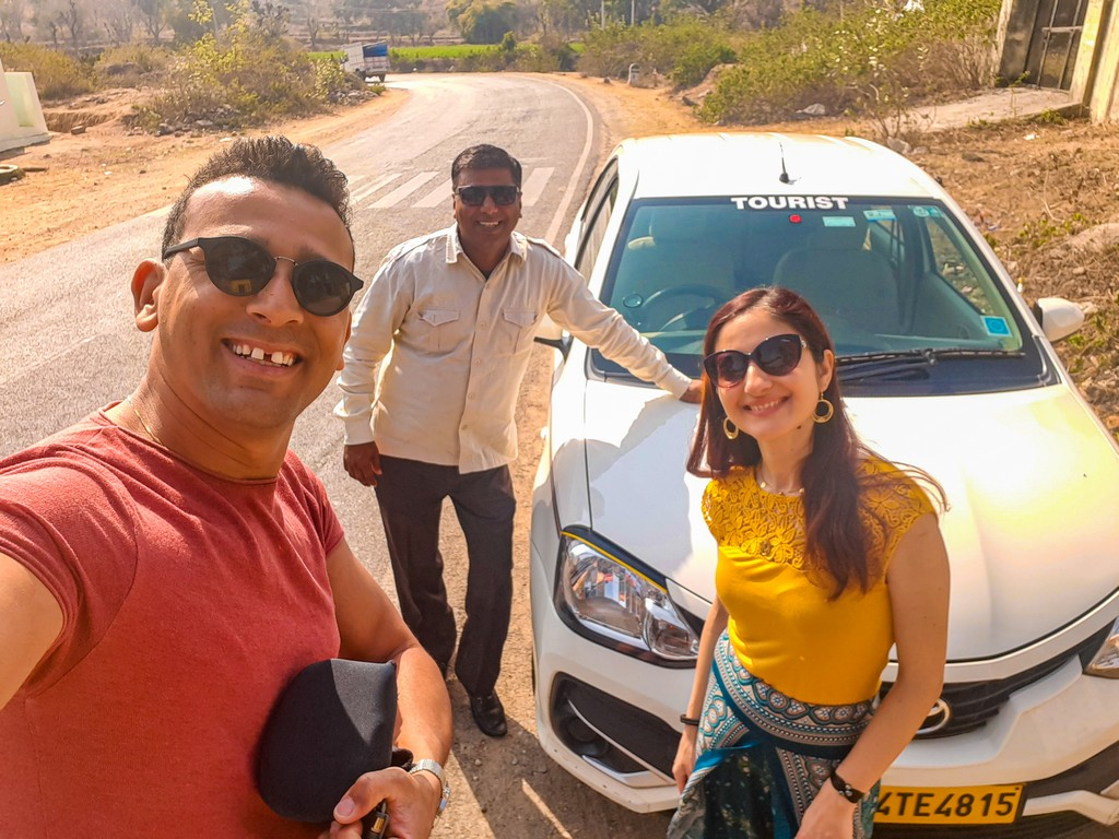 Quale driver scegliere Rajasthan MUkesh sain incredible tour