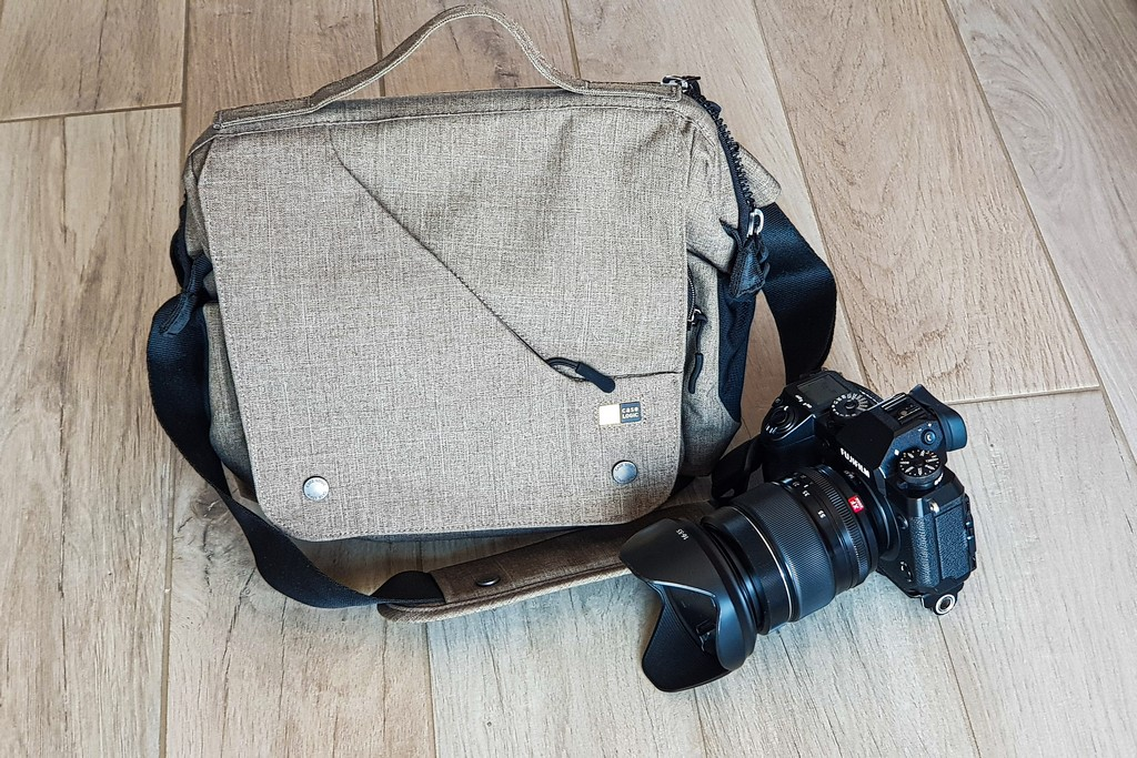 borsa per fotocamera