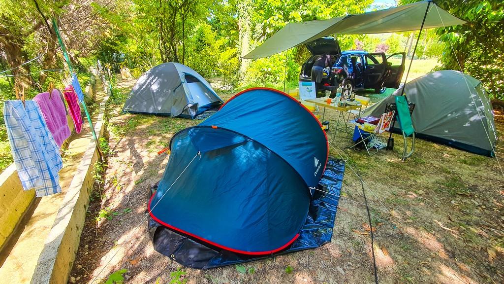 campo base i nostri consigli per fare campeggio in provenza