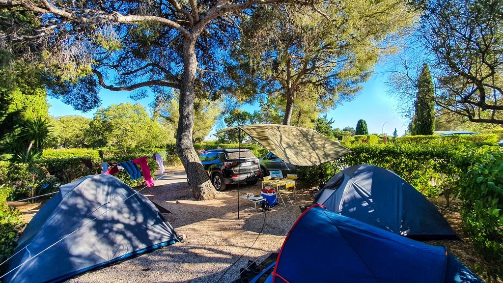 guida ai campeggi in Provenza