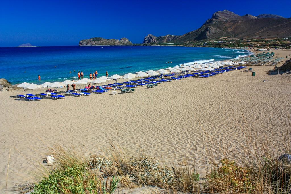 Le migliori spiagge di Creta