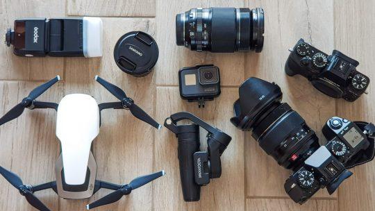 scegliere attrezzatura da viaggio
