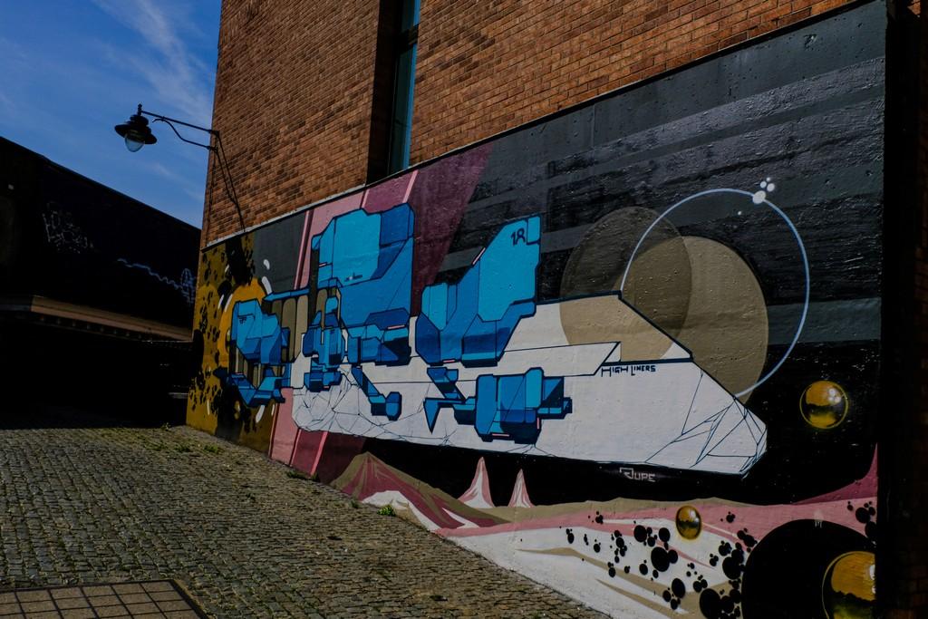 murales geometrico