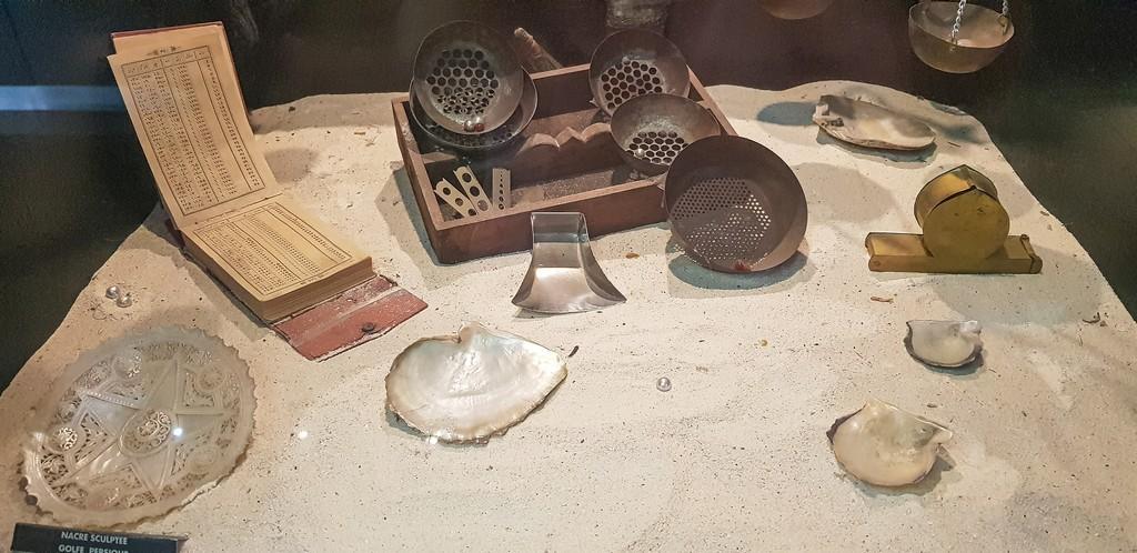 storia di una perla nera Robert wan museo delle perle