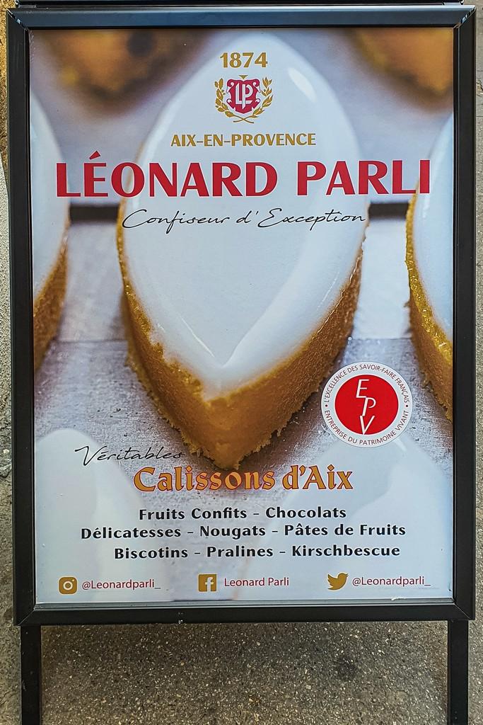 Una giornata a Aix-en-Provence biscottini di aix