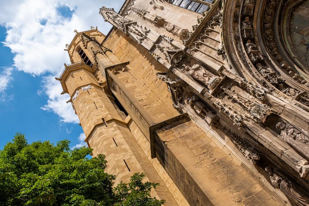 Una giornata a Aix-en-Provence facciata della cattedrale