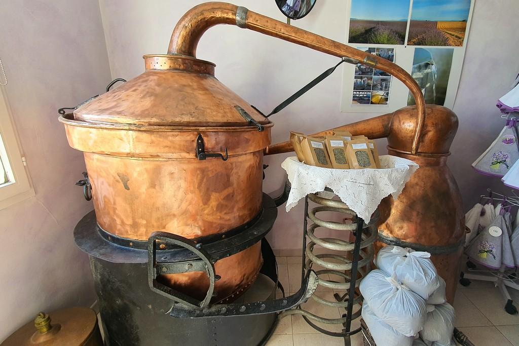 distillatore formato piccolo