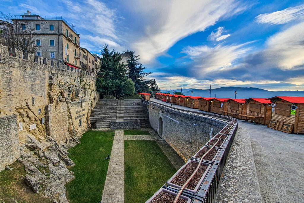 mercatini di natale perché visitare San Marino in inverno