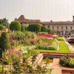 Visitare i Mughal Gardens a Delhi