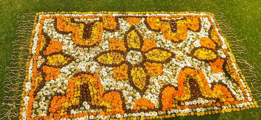 tappeti fioriti