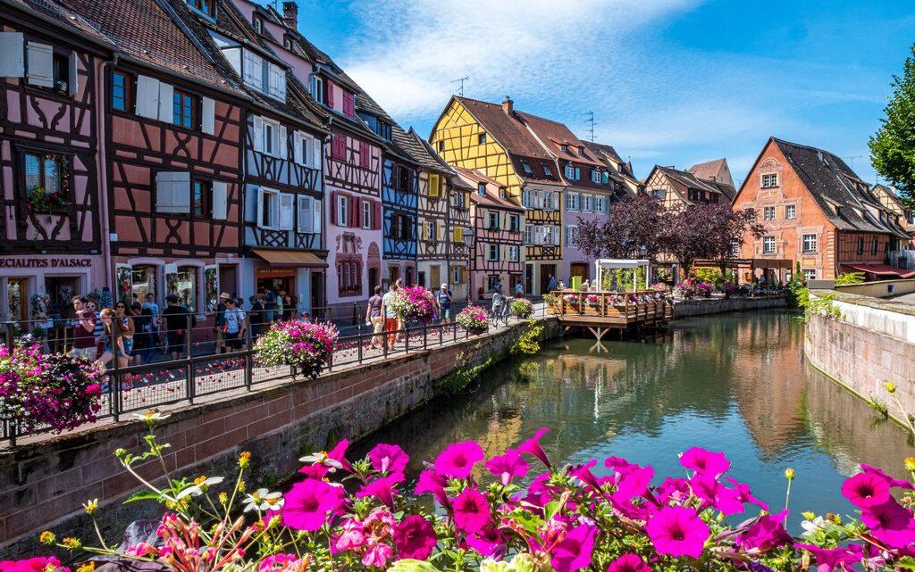 una giornata a Colmar