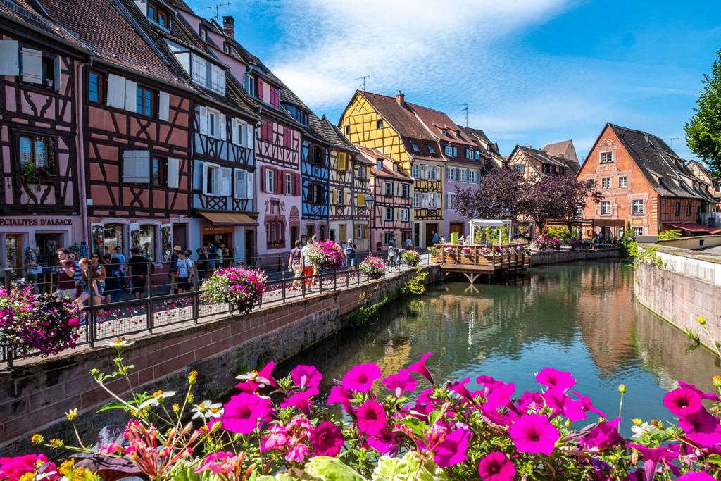 Una giornata a Colmar: guida alla visita