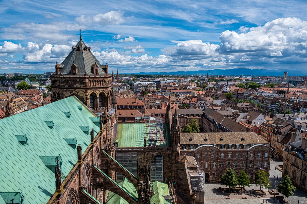 panorama della cattedrale