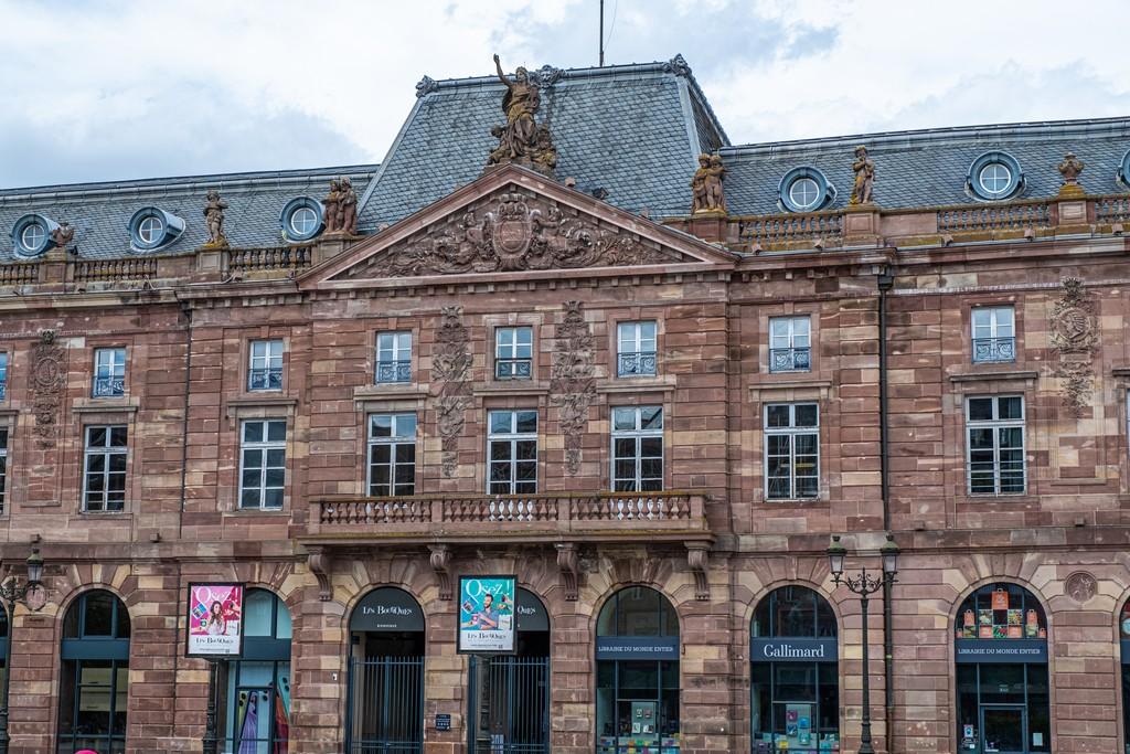 edificio della piazza