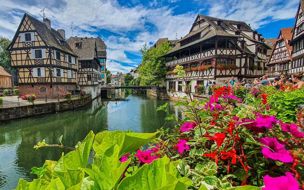 una giornata a Strasburgo