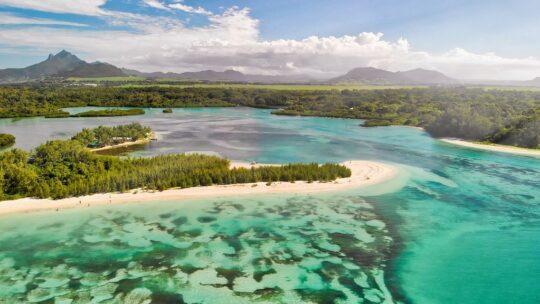 10 cose da fare alle Seychelles vista aerea delle isole