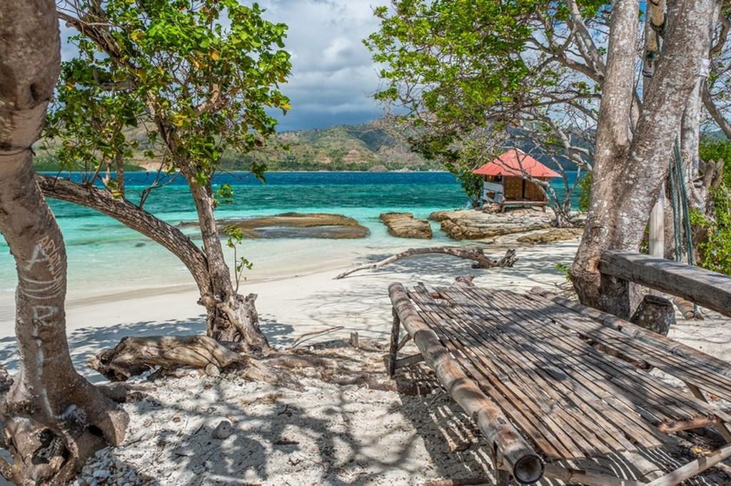 Come visitare le Secret Gili di Lombok vista della spiaggia